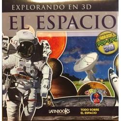 EL ESPACIO EXPLORANDO EN 3D