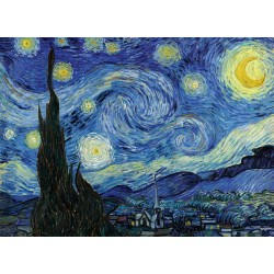 ROMPECABEZAS STARRY NIGHT -...
